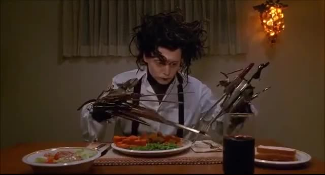 Watch this dinner GIF on Gfycat. Discover more dinner, johnny depp GIFs on Gfycat