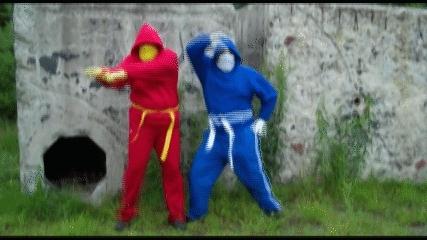 Ninja Victory Dance • r/reactiongifs GIFs