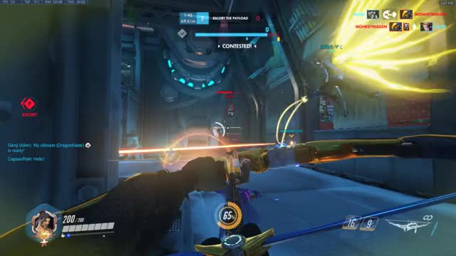 Watch and share Hanzo ~TOGGLE~ GIFs by Glitchstream on Gfycat
