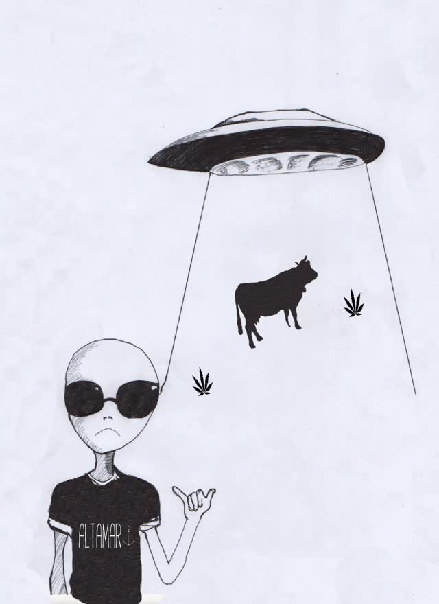 Watch alien GIF on Gfycat. Discover more weed GIFs on Gfycat