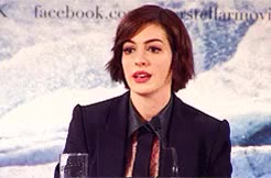 Watch and share Anne Hathaway GIFs and Hathaedit GIFs on Gfycat