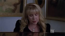 Watch and share Stevie Nicks GIFs and Ahs GIFs on Gfycat