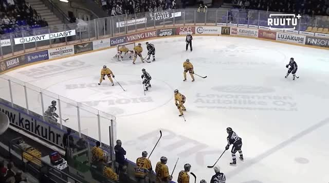 Watch and share Palmu PP Rebound Goal 2 GIFs on Gfycat