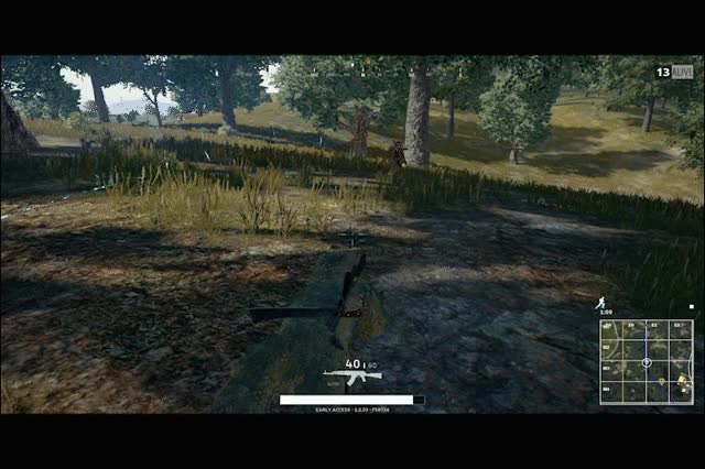 Watch and share Ghillie Suit Works Pretty Well GIFs on Gfycat