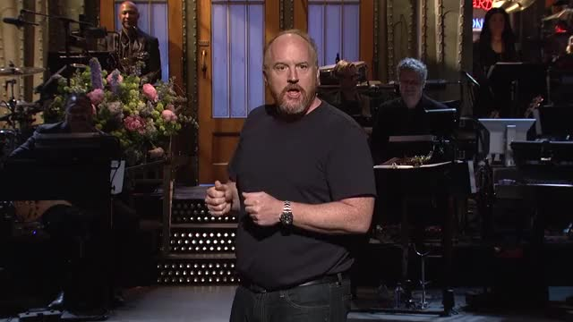 Watch this louis ck GIF by John Dodini (@johnd) on Gfycat. Discover more funny, louis ck, mcdonalds, monologue, saturday night live, snl GIFs on Gfycat