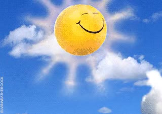 Watch and share Cute Happy Sun Animation GIFs on Gfycat
