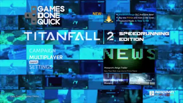 Watch and share Games Done Quick GIFs and Titanfall GIFs by taskinoz on Gfycat