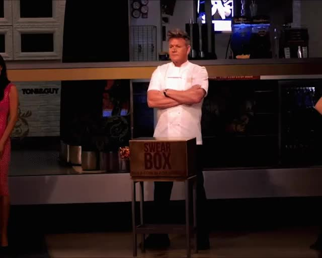 Watch this prank GIF by Two_Inches_Of_Fun (@two_inches) on Gfycat. Discover more bettereveryloop, funny, gordon ramsay, prank, tv GIFs on Gfycat