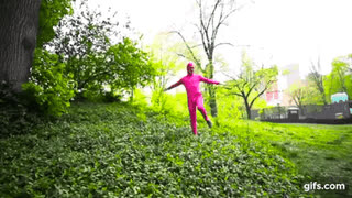 An absolutely beautiful Pink Guy gif. • r/FilthyFrank GIFs