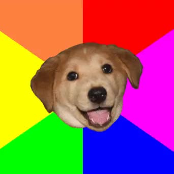 Watch and share Advice Dog GIFs on Gfycat