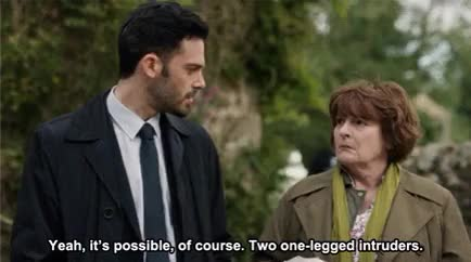 Watch and share Brenda Blethyn GIFs and Vera Stanhope GIFs on Gfycat