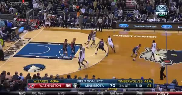 Watch and share Andrew Wiggins Crazy Stepback Attempt GIFs on Gfycat