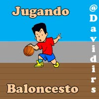 Watch and share Juagando Baloncesto GIFs on Gfycat