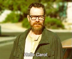 Watch hello carol 5x09 breaking bad gif GIF on Gfycat. Discover more related GIFs on Gfycat