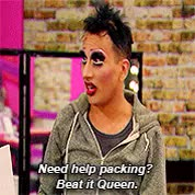 Watch and share Rupaul's Drag Race GIFs and Bianca Del Rio GIFs on Gfycat