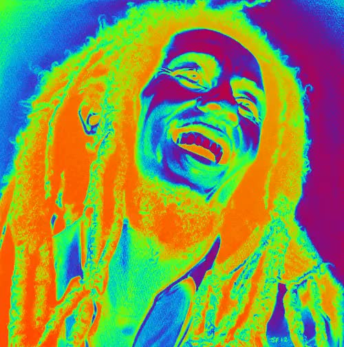 Watch this GIF on Gfycat. Discover more bob marley, ghandi, gifset, trippin, trippy GIFs on Gfycat