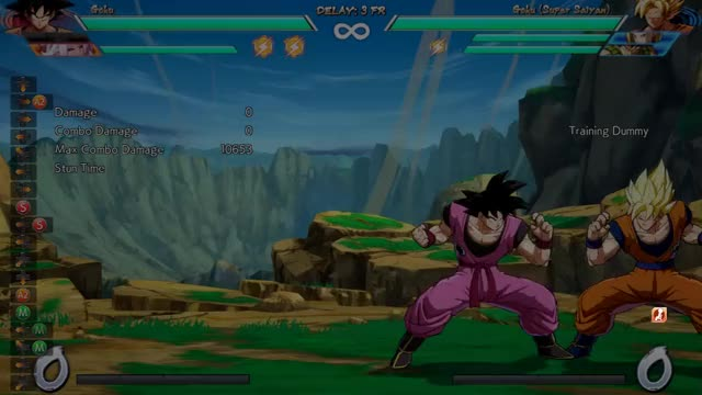 Watch Baseku + 21 0 Bar Sparking ToD GIF by @ethel232 on Gfycat. Discover more Dragon Ball FighterZ, dbfz GIFs on Gfycat