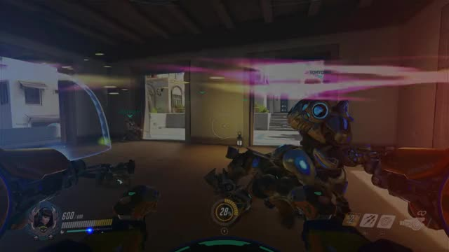 Watch and share Overwatch GIFs by ksjan7 on Gfycat