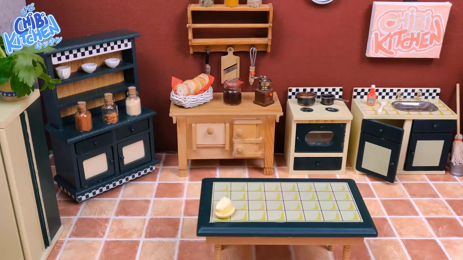 1 minute recipe, cooking, food, food recipes, gif recipe, gifrecipe, mini cooking, mini kitchen, recipe, recipes, Mini cooking: Spaghetti Carbonara GIFs