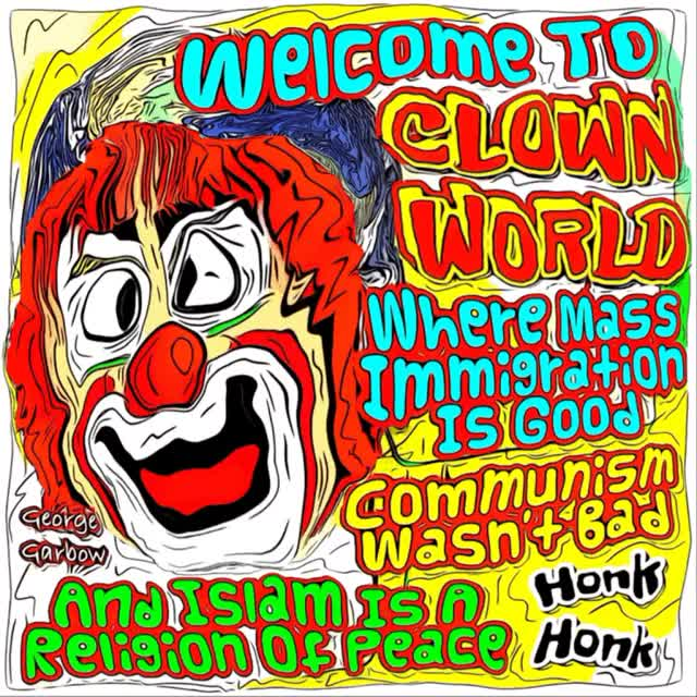 Watch and share Clown World GIFs and Republican GIFs by Drteeth on Gfycat