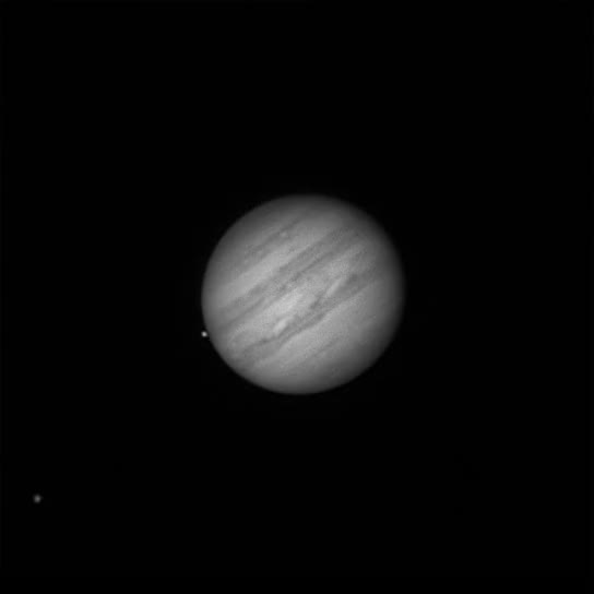 Watch and share Jupiter Rotation 1hour In Infrared GIFs by burscikas on Gfycat