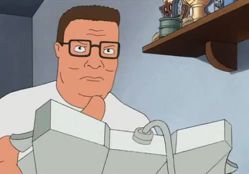Watch and share Hank Hill GIFs on Gfycat