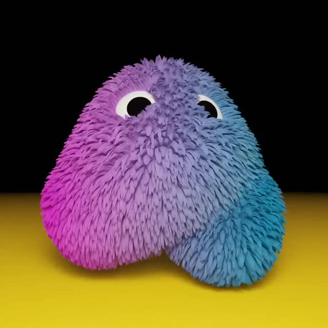 Watch and share Fuzzy Thing GIFs by igniowl on Gfycat