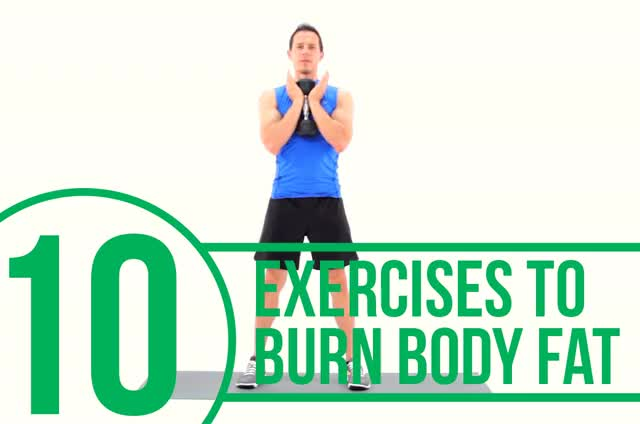 Watch and share 10 Body-Fat Burning Moves GIFs on Gfycat
