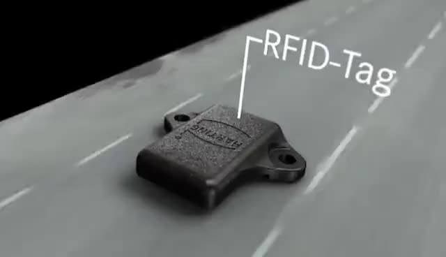 Watch High speed RFID by HARTING -- Robust identification made for industry GIF on Gfycat. Discover more related GIFs on Gfycat