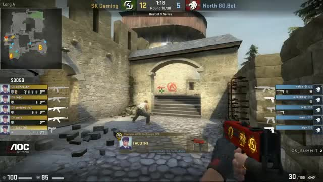 BeyondTheSummit Playing Counter-Strike: Global Offensive - Twitch Clips