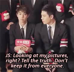 Watch and share Got7 Funny Gif GIFs and Got7 Markson GIFs on Gfycat