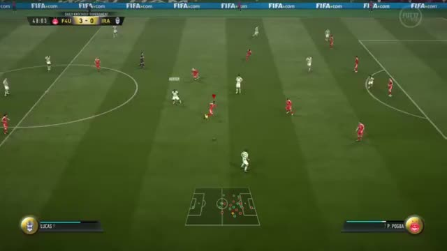 Watch Pogba or SIF Eriksen? — FIFA Forums GIF on Gfycat. Discover more related GIFs on Gfycat