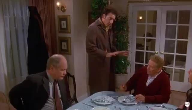 Festivus | Seinfeld | TBS GIFs