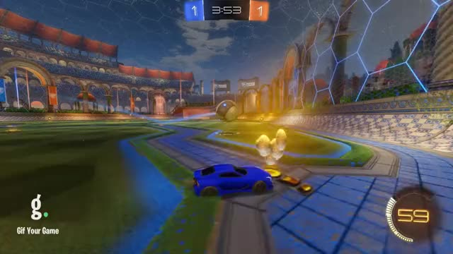 Watch Assist 2: BenC GIF by Gif Your Game (@gifyourgame) on Gfycat. Discover more Assist, BenC, Gif Your Game, GifYourGame, Rocket League, RocketLeague GIFs on Gfycat