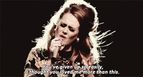 Watch and share Adele GIFs and Music GIFs on Gfycat