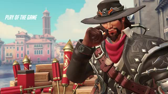 Watch and share Overwatch GIFs and 4kills GIFs by Ani on Gfycat