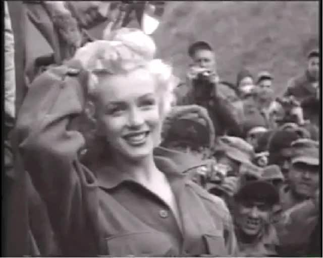 Watch Marylin Monroe 1954 1 GIF on Gfycat. Discover more marilyn monroe GIFs on Gfycat