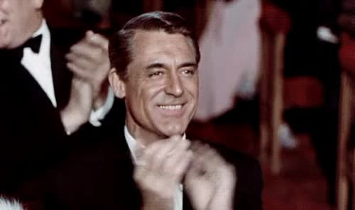 Watch and share Cary Grant GIFs on Gfycat
