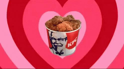 Watch and share I Love KFC GIFs on Gfycat