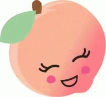 Watch and share Peach GIFs on Gfycat
