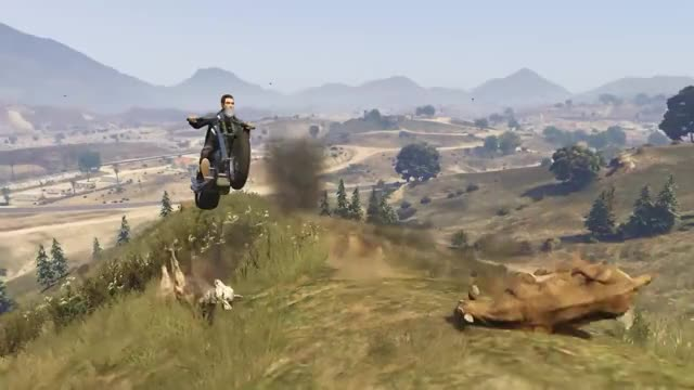 Watch and share Grand Theft Auto V GIFs and Self Aware Films GIFs on Gfycat