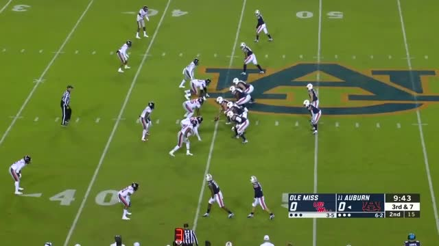 Watch and share Ole Miss Vs Auburn GIFs and College Football GIFs by Andrew Stanley on Gfycat