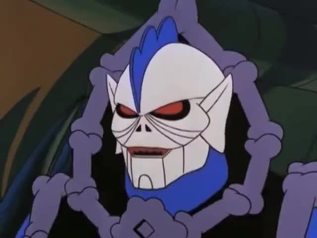 Skeletor & Hordak evil laugh skeletor hordak Marcus Phoenix Film & Animation GIF