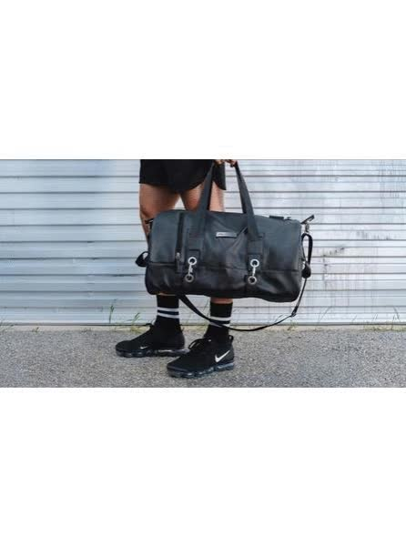 Watch and share Duffel Bag GIFs and Sports Bag GIFs by skullcrusher on Gfycat