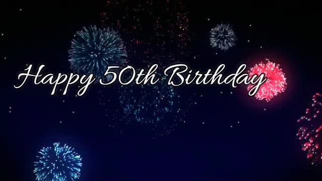 Watch Happy 50th Birthday GIF On Gfycat Discover More