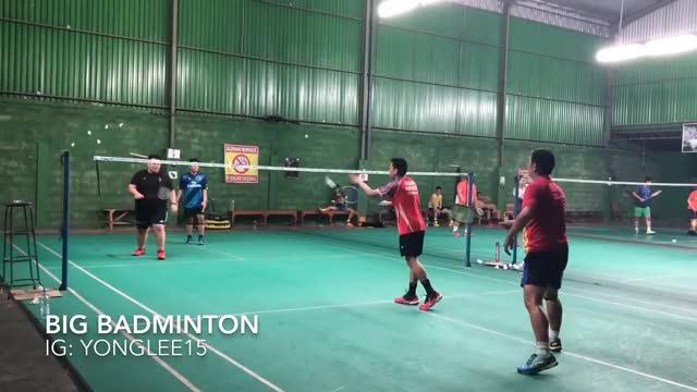 Watch and share Marcus Fernaldi GIFs and Big Badminton GIFs on Gfycat