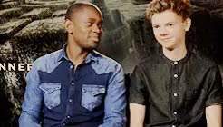 Watch Welcome to the Scorch GIF on Gfycat. Discover more Aml Ameen, The Maze Runner, Thomas Brodie-Sangster, edit: Jenye, mazerunedit, tmr cast, tmr edit, tmredit GIFs on Gfycat