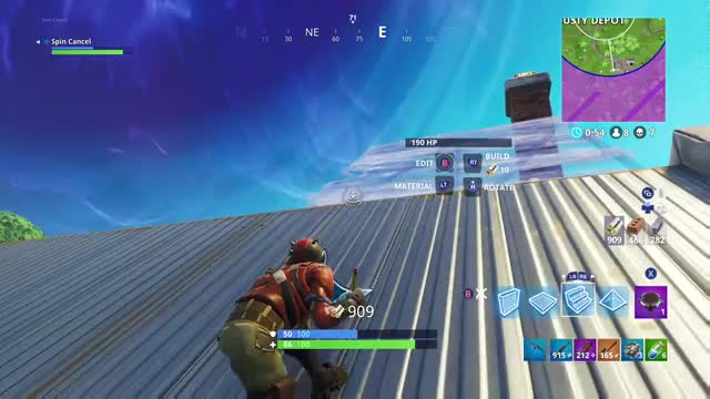 Watch this GIF by Xbox DVR (@xboxdvr) on Gfycat. Discover more FortniteBattleRoyale, Spin Cancel, xbox, xbox dvr, xbox one GIFs on Gfycat