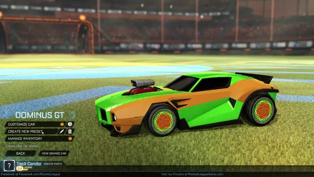 Watch and share Painted Zomba GIFs and Rocket League GIFs by tacit_candor on Gfycat