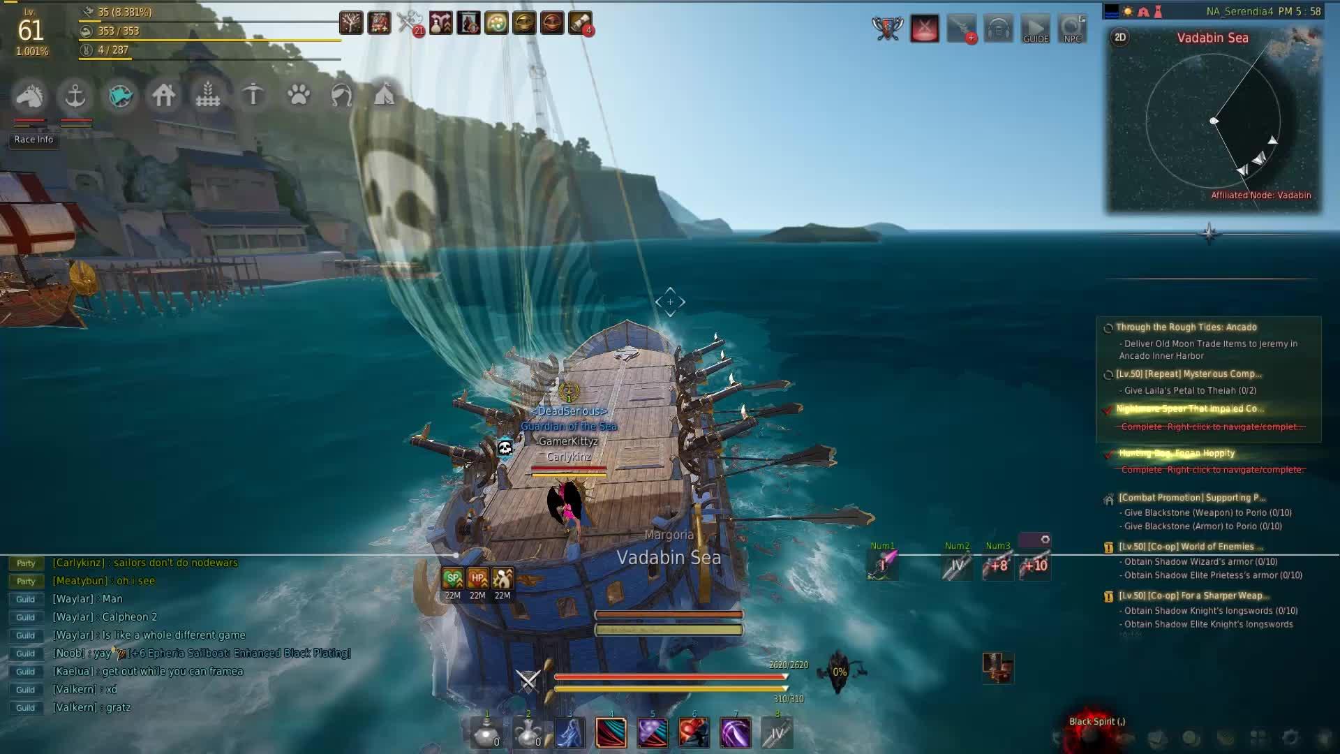 smashgifs, Riding the Guild Galley GIFs